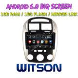"""Witson 9 """" Grote Androïde 6.0 Auto van het Scherm DVD voor KIA Cerato 2007"""