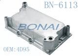 Vivienda grande lateral de /Box de la cubierta trasera de la cubierta 4D95 del refrigerador de petróleo de KOMATSU (OEM: 4D95)