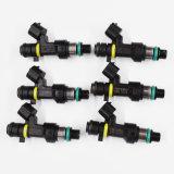iniettori di combustibile dell'OEM 6X per Fx35 M35 G35 V6 3.5L 0280158042 16600-CD700