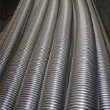 Manguito flexible complicado modificado para requisitos particulares del acero inoxidable