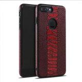 小売りパッケージのワニの穀物のSmartphone TPU iPhone Xのケースのための革Hybirdビジネスカバーケース