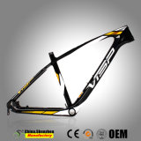 Il tubo capo ha affusolato la pagina della bicicletta di Mountian del carbonio di 42*52mm