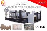 Máquina que corta con tintas y que arruga automática llena de alta velocidad Qmy1500