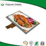 La resolución de 7 pulgadas de 800*480 Pantalla táctil LCD