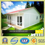 Casa prefabricada de la azotea de la cuesta para el proyecto residencial