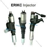 Erikc 095000-8100 Dcri HOWOのトラックのための元のDensoの燃料噴射装置095000-8102トヨタInyector Densoのディーゼル095000810 (VG1096080010)