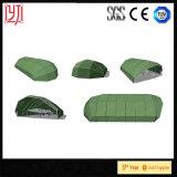 Tente de tension de couverture de membrane de tissu
