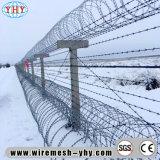 Landwirtschaftlicher Hindernis-Bereich-Zaun-Draht-Widerhaken-Draht-Zaun