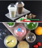 مستهلكة وسميك شراب بلاستيكيّة فنجان [ميلكشك] يعبّئ فنجان