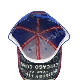 スポーツのカスタム綿の重い刺繍の野球帽の競争