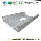 L'extrusion de profil en aluminium/aluminium pour l'équipement audio de voiture du radiateur avec la norme ISO9001 certifié