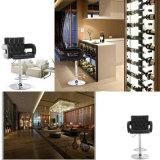 高品質の現代革肘掛け椅子クラブ棒家具(C011)