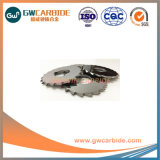 Hojas de sierra circular de carburo de tungsteno