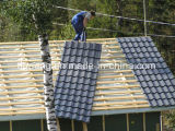 Couleur galvanisé recouvert de Roofing /Galvalume feuilles de toiture en acier