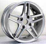 安い14インチの縁の白い合金の車輪