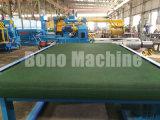 Automatischer Stahlring-geraderichtende und aufschlitzende Maschine