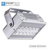 Calidad Superior LED Luminaria de Túnel 80W para Iluminación de Cuevas y Túneles
