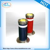 Poteau d'amarrage en hausse inoxidable de circuit hydraulique