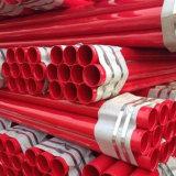 Sistema contra incendios certificado FM REG Tubos de acero acanalado