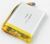 3.7V de Batterij van Lipo van het 1600mAhLithium