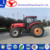Grande trattore agricolo di capienza 180HP/trattore della rotella/trattore del giardino/trattore del prato inglese da vendere