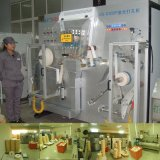 La taladradora del laser de Juan GS utiliza un sistema de concentración de la viga