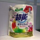 Plastikwäscherei-Reinigungsmittel-Fastfood- Tülle-Beutel