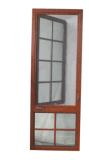 석쇠를 가진 열 비열 틈 알루미늄 여닫이 창 Windows
