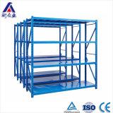 Shelving de aço ajustável do armazenamento de Longspan do dever médio