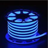 Водоустойчивый гибкий трубопровод 12V 24V 220-240V Dimmable RGB СИД неоновый для напольного проекта