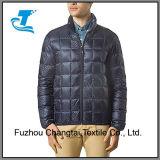 Les hommes Packable Puffer veste matelassée légère vers le bas