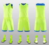 2017 vestiti di pallacanestro degli abiti sportivi degli uomini poco costosi di vendita calda