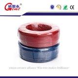 Le PVC chaud des ventes Thhn/Thw a isolé le câble cuivre échoué