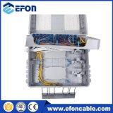 IP65 FTTH 72 코어 섬유 광학적인 벽 상자