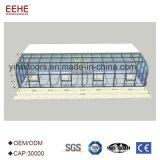 Prix usine conservateur de jardin en verre en aluminium de Chambre