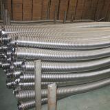 Annulaire flexible en acier inoxydable ondulé