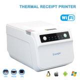 impresora de recibos térmica POS de alta velocidad (80mm/3pulg con autocutter) Sgt-802
