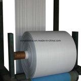 Tissu tissé traité aux UV de la qualité pp pour des sacs
