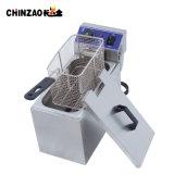 Одиночная электрическая сковорода бака для сбывания (DZL-081B)