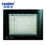 Macchina di plastica di codificazione di prodotti della stampante della data della macchina della marcatura del laser del CO2