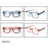 Qualitäts-Anzeigen-Gläser mit Plastikrahmen (Dr 1513)
