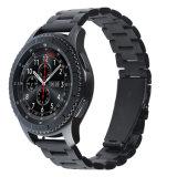 SamsungギヤS3クラシック及びフロンティアのための3リンクステンレス鋼の時計バンド