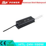 24V 100W IP67 imperméabilisent le bloc d'alimentation de DEL avec du ce RoHS