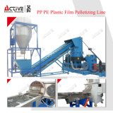 Пластичная линия Pelletizing с пластичным Agglomerator