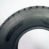 Perfecto el efecto de frenado neumático de camión de fábrica china 9.00R20