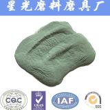 El corindón de color verde en polvo de carburo de silicio Manufcturers