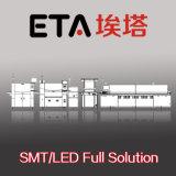 Кривая для поверхностного монтажа машины для пайки Eta (W4) сборочной линии DIP для поверхностного монтажа