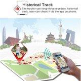 Mini-Tracker GPS personnel d'activité avec piste historique (A9).