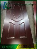 De Huid van de Deur HDF lamineerde Glanzende Dikte 3mm van het Document van de Melamine