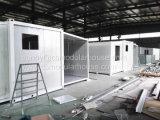 Casa ensanchable fuerte y durable de la casa del envase de China del envase/casa prefabricada ensanchable